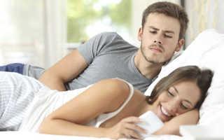 Почему женатый мужчина ревнует любовницу