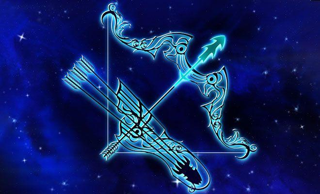 знак зодиак стрелец